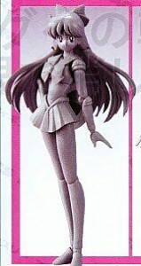 Bandai's Sailor Venus S. H. Figuarts figures