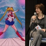 Terri Hawkes, the voice of Sailor Moon