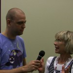 Interview with Susan Roman, the voice of Sailor Jupiter, at Fan Expo 2013