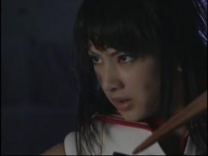Keiko Kitagawa as Sailor Mars
