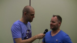 Interview with Toby Proctor, the voice of Tuxedo Mask, at Fan Expo 2013