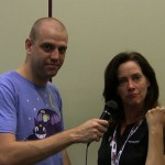 Interview with Linda Ballantyne, the voice of Sailor Moon, at Fan Expo 2013