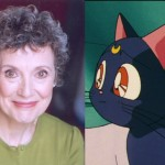 Jill Frappier, the voice of Luna