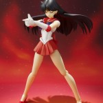 Sailor Mars S. H. Figuarts figure