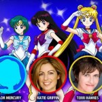 Unplugged Expo - Sailor Moon banner