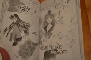 Sailor Moon Short Stories vol. 2 Manga - Casa Blanca Memory