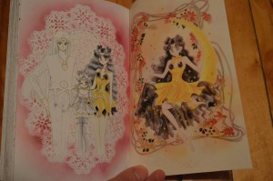 Sailor Moon Short Stories vol. 2 Manga - Human Luna
