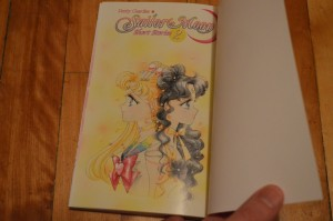 Sailor Moon Short Stories vol. 2 Manga - Princess Kaguya's Lover