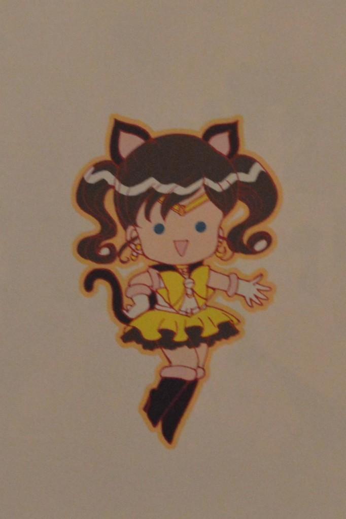 Sailor Moon Short Stories vol. 2 Manga - Sailor Luna