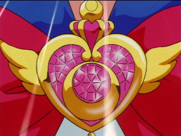 Sailor Moon's Crisis Moon Compact