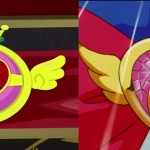 South Park's Kenny receives Sailor Moon's Crisis Moon Compact