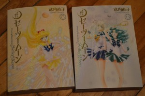 Sailor Moon Manga Complete Edition Vol. 5 and 6