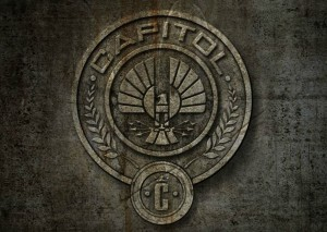 The Hunger Games - The Capitol Seal