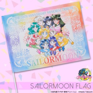 MTV Live Concert for the Sailor Moon 20th Anniversary Memorial Tribute Album - Flag