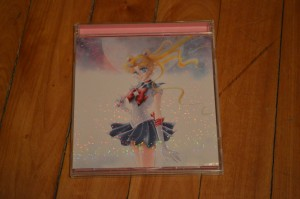 Sailor Moon 20th Anniversary Tribute Album - Cover