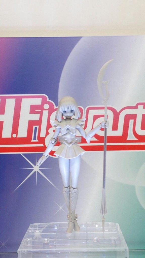Sailor Saturn S. H. Figuarts Prototype