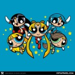 SailorPuff Girls t-shirt at Ript Apparel