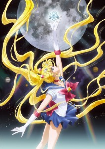 "Sailor Moon 2014 Anime ""Sailor Moon Crystal"" official artwork"
