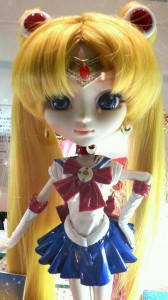 Sailor Moon Pullip Doll at Anime Japan 2014
