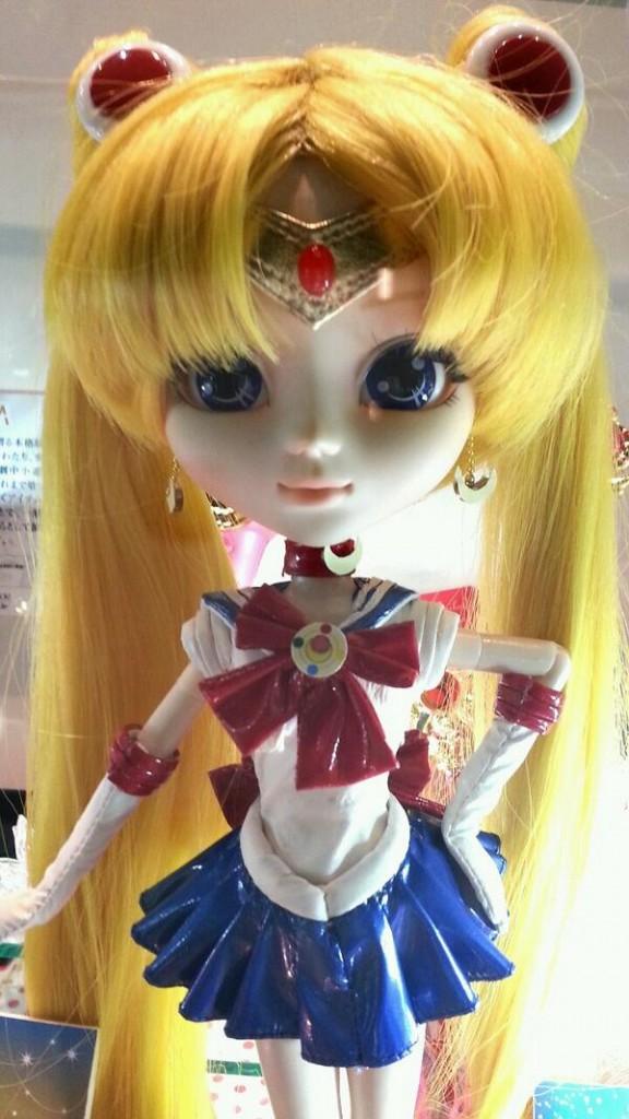 Sailor Moon Pullip Doll at Anime Japan 2014