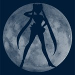By the Moonlight Sailor Moon shirt at OtherTees