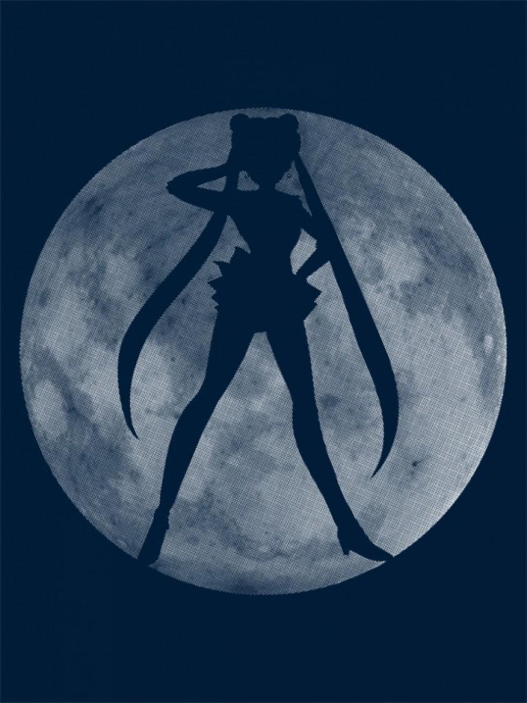 By the Moonlight Sailor Moon shirt at OtherTees