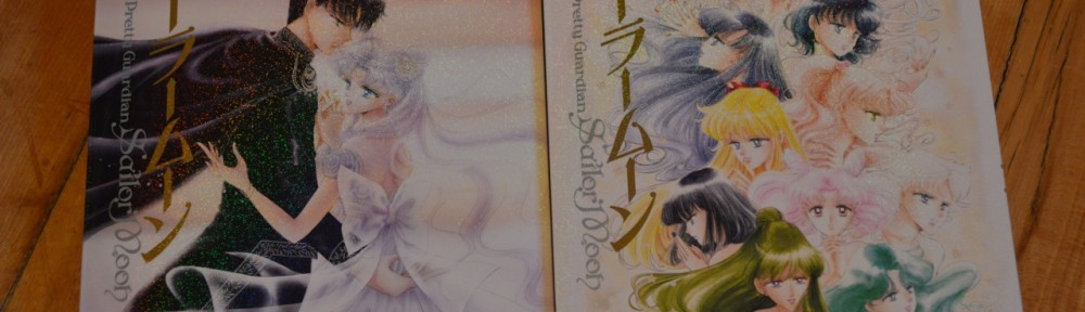 Sailor Moon Manga Complete Collection - Vol. 9 and 10