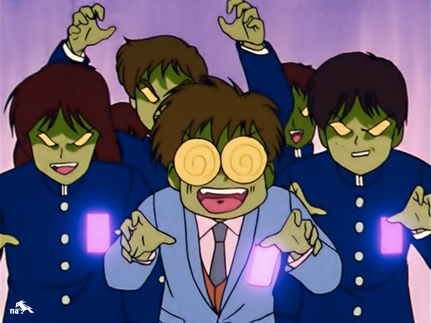 Sailor Moon episode 2 - Evil Umino