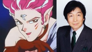 Toshi Furukawa, the voice of Hawk's Eye from Sailor Moon