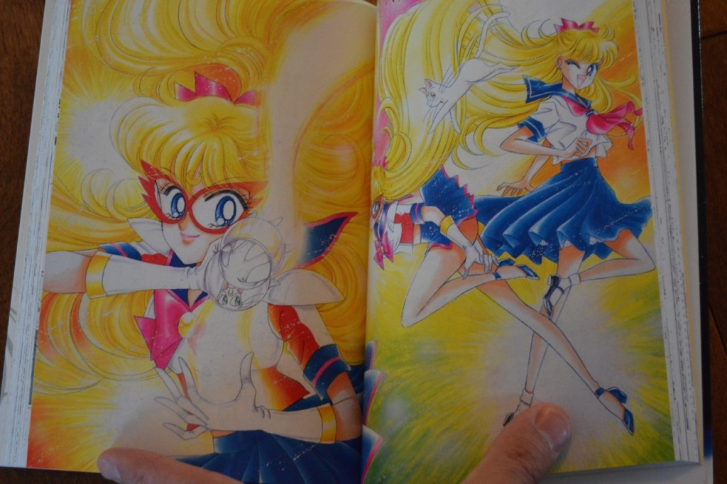Codename: Sailor V - Complete Edition Manga - Colour pages - Vol. 11