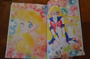 Codename: Sailor V - Complete Edition Manga - Colour pages - Vol. 9