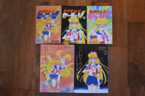 Codename: Sailor V - Complete Edition Manga - Comparison with original manga
