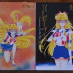 Codename: Sailor V - Complete Edition Manga - Covers