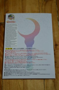 Proplica Moon Stick booklet back