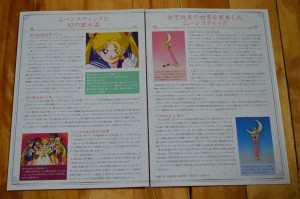 Proplica Moon Stick booklet inside