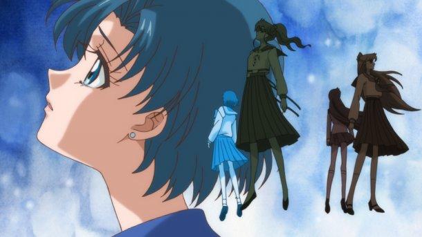 Sailor Moon Crystal episode 01 - Ami