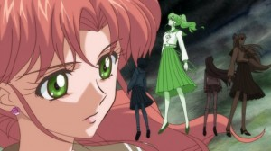 Sailor Moon Crystal episode 01 - Makoto
