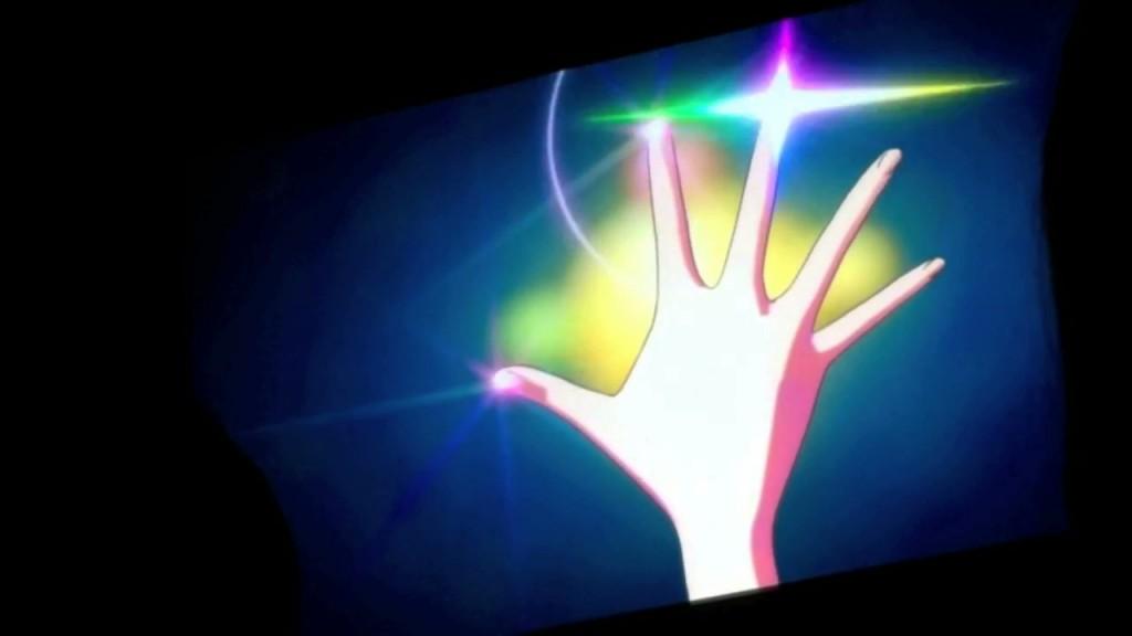 Sailor Moon Crystal episode 01 - Transformation sequence