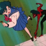 Sailor Moon episode 8 - Ami and a Youma
