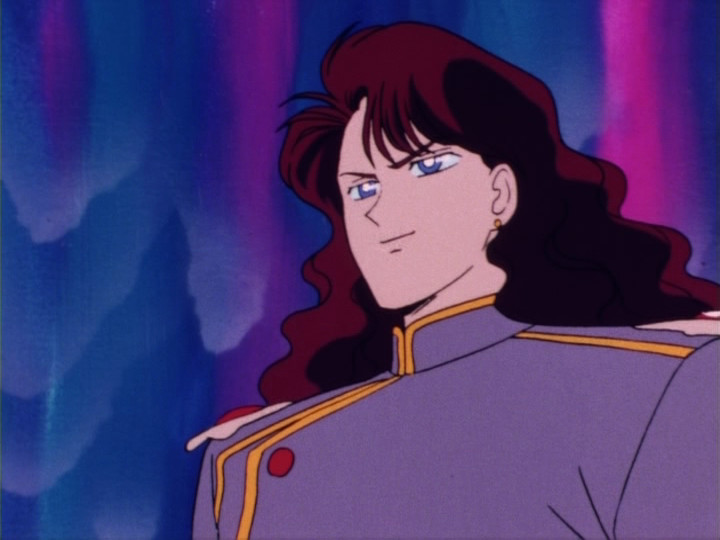 Sailor Moon episode 14 - Nephrite