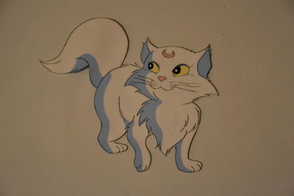 Toon Makers' Sailor Moon - Luna