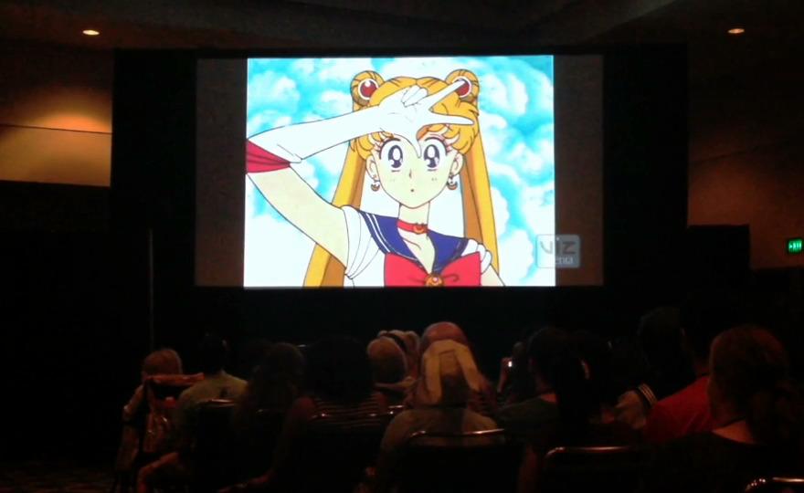 Leaked Viz dub clip from Anime Expo