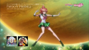 Moon Pride music video - Sailor Jupiter