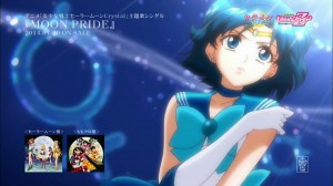 Moon Pride music video - Sailor Mercury