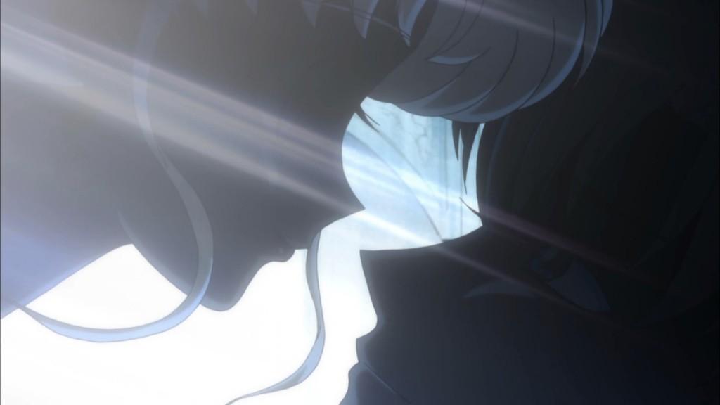 Sailor Moon Crystal Act.1 Usagi - Sailor Moon - Serenity and Endymion