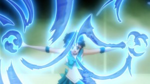 Sailor Moon Crystal Act.2 Ami - Sailor Mercury - Mercury Aqua Mist