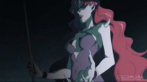 Sailor Moon Crystal 02 - Queen Beryl