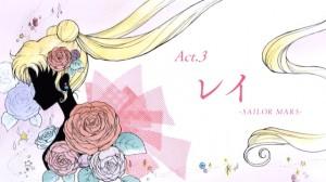 Sailor Moon Crystal Act.3 Rei - Sailor Mars
