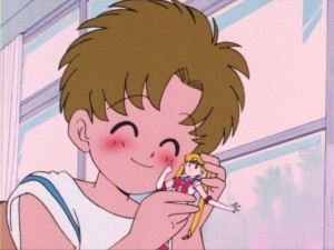 Sailor Moon episode 18 - Shingo loves Sailor Moon
