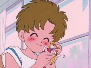 Sailor Moon episode 18 - Shingo loves Sailor Moon